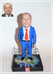 шарж статуэтка по фото на заказ