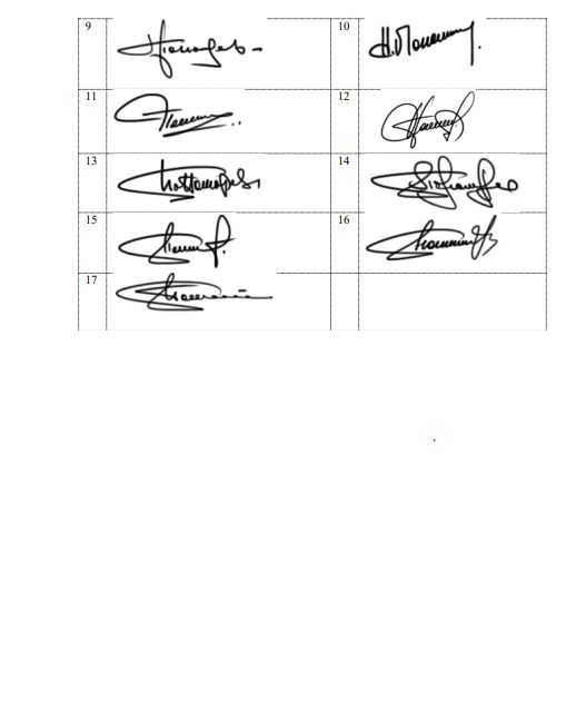 Разработка электронной подписи
